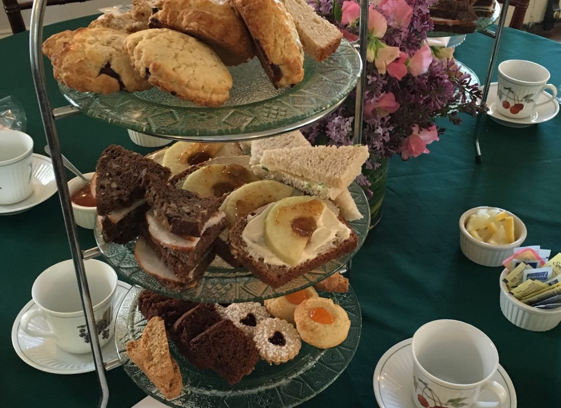Afternoon Teas at Old Westbury Gardens